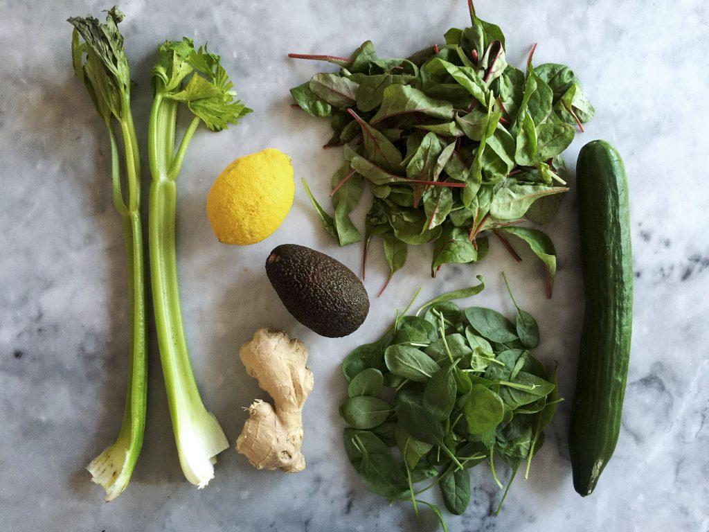 grönsaker smoothie kebnekaisesmoothie