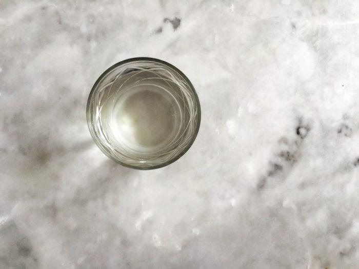 vatten äppelcidervinäger